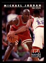 1992-93 SkyBox USA #37 Michael Jordan NM-Mint  ID: 269471