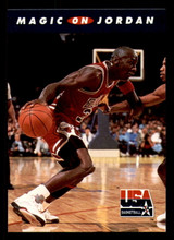 1992-93 SkyBox USA #105 Magic on Jordan NM-Mint  ID: 269472