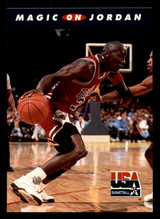 1992-93 SkyBox USA #105 Magic on Jordan NM-Mint  ID: 269473