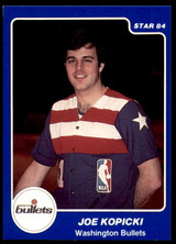 1983-84 Star #210 Joe Kopicki NM-Mint