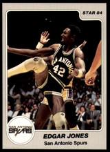 1983-84 Star #245 Edgar Jones NM-Mint