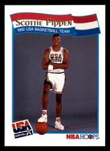 1991-92 Hoops McDonald's #58 Scottie Pippen NM-Mint  ID: 269290
