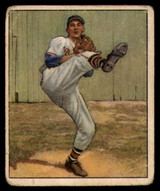 1950 Bowman #19 Warren Spahn G-VG