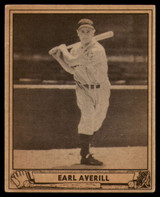 1940 Play Ball #46 Earl Averill EX/NM