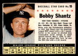 1961 Post Cereal #15 Bobby Shantz Very Good  ID: 280116