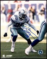 Darren Woodson Signed Auto 8x10 Photo PSA/DNA COA Dallas Cowboys