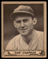 1940 Play Ball #194 Sam Chapman EX++ Excellent++ RC Rookie ID: 107916