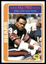 1978 Topps #200 Walter Payton UER Near Mint  ID: 159437