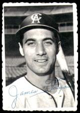 1969 Topps Deckle Edge #5 Jim Fregosi Ex-Mint