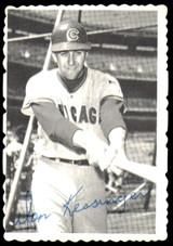 1969 Topps Deckle Edge #18 Don Kessinger Ex-Mint  ID: 264908