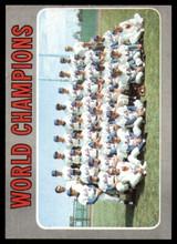 1970 Topps #1 World Champions Mets Ex-Mint  ID: 150372