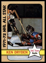 1972-73 Topps #127 Ken Dryden AS NM-MT  ID: 107979