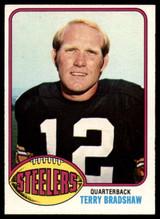 1976 Topps #75 Terry Bradshaw NM+  ID: 108516