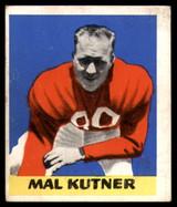 1948 Leaf #14 Mal Kutner BL Excellent+ RC Rookie