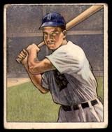 1950 Bowman #9 Vic Wertz G-VG