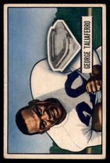 1951 Bowman #8 George Taliaferro Excellent+  ID: 136305