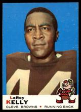 1969 Topps #1 Leroy Kelly Ex-Mint  ID: 147416