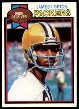 1979 Topps #310 James Lofton Near Mint+ RC Rookie ID: 159453