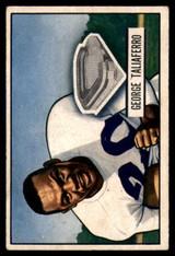 1951 Bowman #8 George Taliaferro Excellent+  ID: 137721