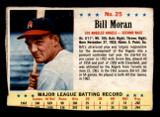 1963 Post Cereal #25 Billy Moran Good  ID: 280852