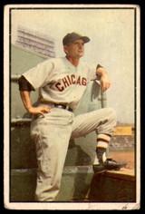 1953 Bowman Color #39 Paul Richards Chicago White Sox Good