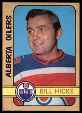1972-73 O-Pee-Chee #327 Bill Hicke Near Mint+