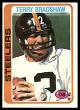 1978 Topps #65 Terry Bradshaw Ex-Mint  ID: 159427