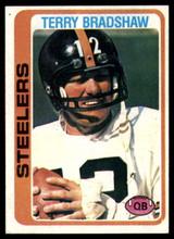 1978 Topps #65 Terry Bradshaw Ex-Mint  ID: 159428