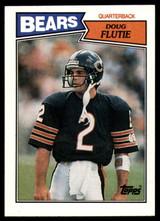 1987 Topps #45 Doug Flutie NM-Mint RC Rookie ID: 151574