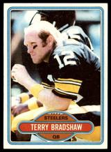 1980 Topps #200 Terry Bradshaw Near Mint  ID: 178994
