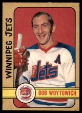 1972-73 O-Pee-Chee #325 Bob Woytowich Near Mint