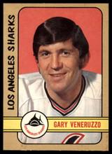 1972-73 O-Pee-Chee #330 Gary Veneruzzo Near Mint