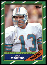 1986 Topps #45 Dan Marino NM-Mint  ID: 151538