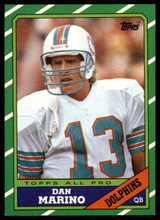 1986 Topps #45 Dan Marino NM-Mint  ID: 151539