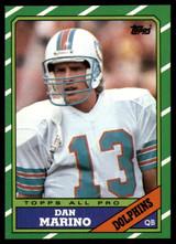 1986 Topps #45 Dan Marino NM-Mint  ID: 151540