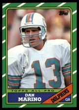 1986 Topps #45 Dan Marino NM-Mint  ID: 151541