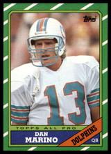 1986 Topps #45 Dan Marino NM-Mint  ID: 151545
