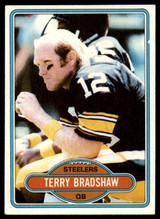 1980 Topps #200 Terry Bradshaw Ex-Mint  ID: 159471