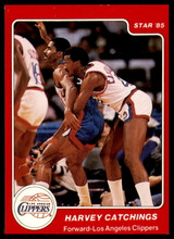 1984-85 Star #16 Harvey Catchings Near Mint