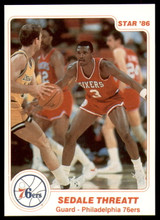 1985-86 Star #7 Sedale Threatt NM-Mint  ID: 231673