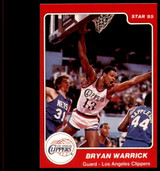 1984-85 Star #23 Bryan Warrick NM-Mint