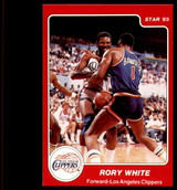 1984-85 Star #24 Rory White NM-Mint