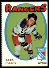 1971-72 Topps #40 Brad Park Excellent+  ID: 152617