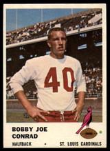 1961 Fleer #22 Bobby Joe Conrad NM+