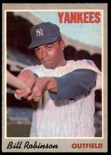 1970 O-Pee-Chee #23 Bill Robinson Ex-Mint