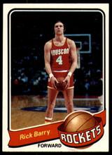 1979-80 Topps #120 Rick Barry Ex-Mint