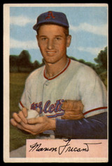 1954 Bowman #3 Marion Fricano EX Excellent  ID: 102833