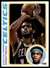 1978-79 Topps #109 Sidney Wicks Near Mint+