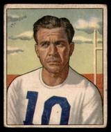 1950 Bowman #12 Joe Golding Good  ID: 142391