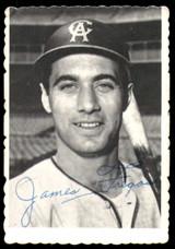 1969 Topps Deckle Edge #5 Jim Fregosi Excellent  ID: 264853